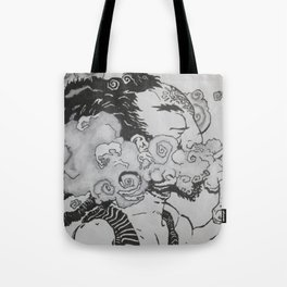 Toke n Smoke Tote Bag