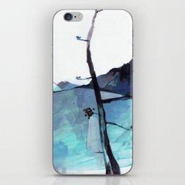 ALASKA SKETCHBOOK iPhone Skin