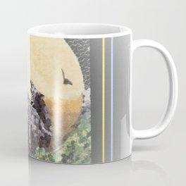 Harmony At Moonrise Coffee Mug