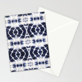 BOHOCHIC INDIGO DYE Stationery Cards
