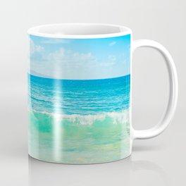 Ocean Blue Beach Dreams Coffee Mug