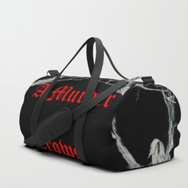A Murder of Crows Duffle Bag