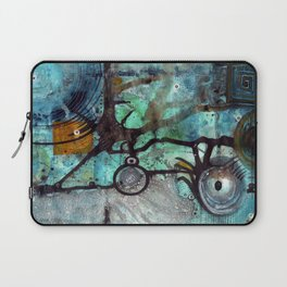 Joining The Dots Laptop Sleeve