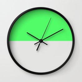 Mint Julep & Ice #1 Wall Clock
