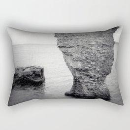 Flower Pot Island Rectangular Pillow