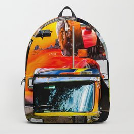 Front view American Style Truck Backpack
