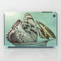 voyage iPad Cases featuring The Voyage by Eric Fan