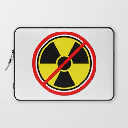 Against Atom Laptop Sleeve