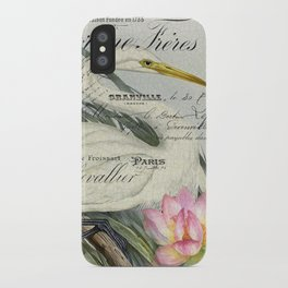 Coastal Bird 1 iPhone Case