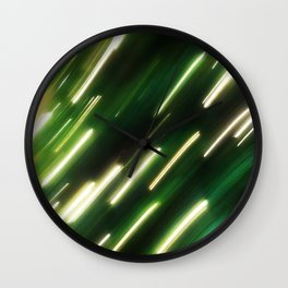 Disturbia II Wall Clock