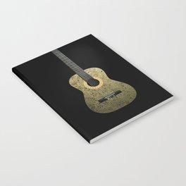 Black Gold Notebook