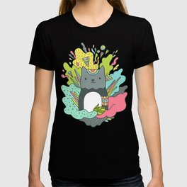 AbstraCat T-shirt