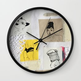 sincerely, your love. Wall Clock