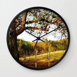"Road ""413"" @ Rincon Wall Clock"