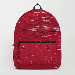 FanMap | NCAA UGA #04 Backpack