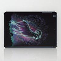 aries iPad Cases featuring Aries by dan elijah g. fajardo