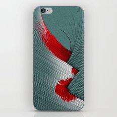 Impact iPhone Skin