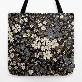Pattern Flower Design #2 Tote Bag