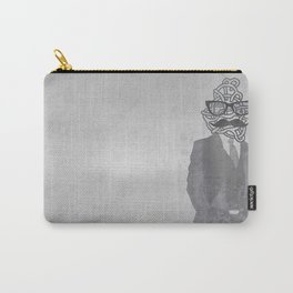 The Gentlemanly Squiggle Carry-All Pouch