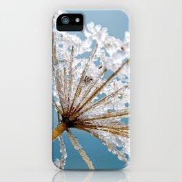 Meadow Hogweed iPhone Case