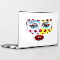 arabic Laptop & iPad Skins featuring Arabic  by Peonies