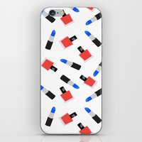 girl power iPhone & iPod Skins featuring Girl Power by @VerbNYC