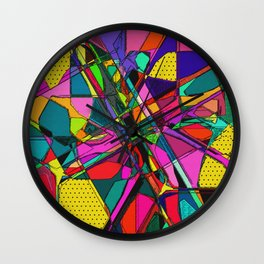 Sally Wall Clock