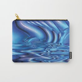 Imbued by Artist McKenzie (www.McKenzieArtStudio.com) Carry-All Pouch