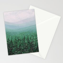 Pacific Wonderland Stationery Cards