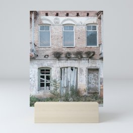 Old building in Armenia   Decay travel photography Mini Art Print