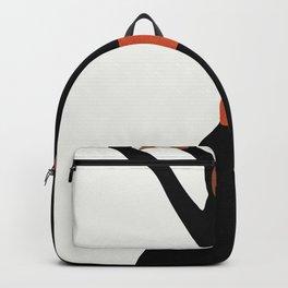 Dancing Model Flow Backpack