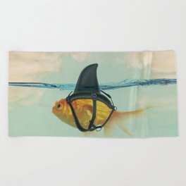 Brilliant Disguise (RM) Beach Towel