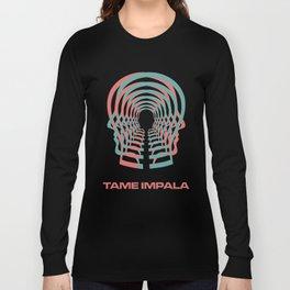 Tame Impala HEAD Long Sleeve T-shirt