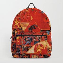 Mandala Buddhist 11 Backpack