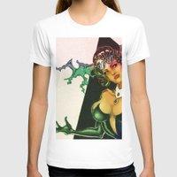 devil T-shirts featuring Devil by kumo izuru
