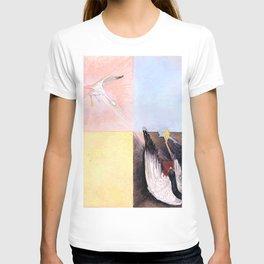 "Hilma af Klint ""The Swan, No. 04, Group IX-SUW"" T-shirt"