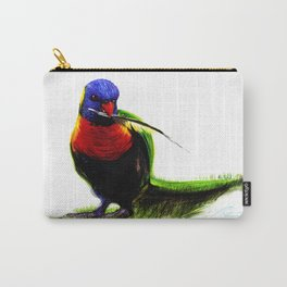 Guacamay Carry-All Pouch