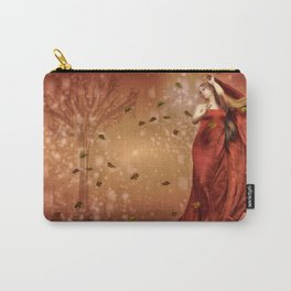 Oktober Wind Carry-All Pouch