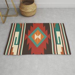 American Native Pattern No. 53 Rug