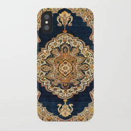 Tabriz Azerbaijan Northwest Persian Rug Print iPhone Case