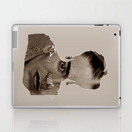 FRIDA - SHIRT version - sepia Laptop & iPad Skin