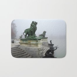Autumn in Retiro Bath Mat