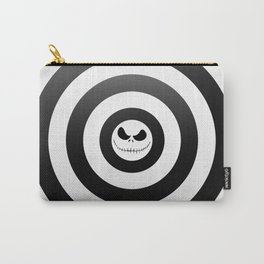 Jack Skellington Nightmare Before Christmas Carry-All Pouch