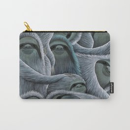 Sloth Pile Carry-All Pouch