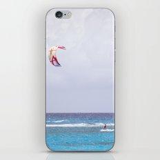 kite surfin' iPhone & iPod Skin