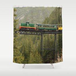 Georgetown Railroad Shower Curtain