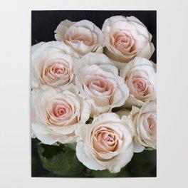 Rose Buds Poster