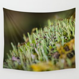 micro forest Wall Tapestry