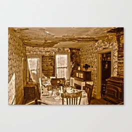 Closed for Renovation Canvas Print