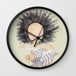 Miel. Wall Clock